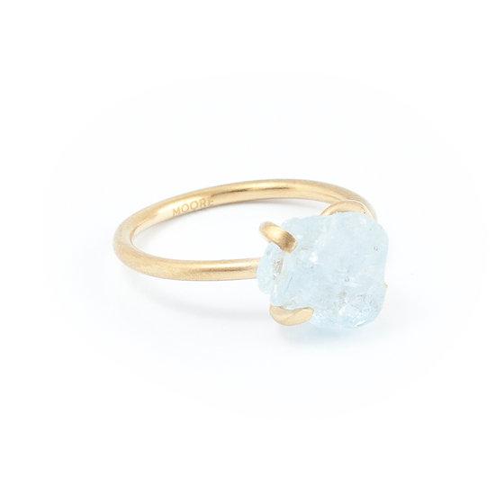 Piece of earth - Aquamarine