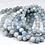 Thumbnail: Aquamarine steinarmbånd - Stone for expression and flow. Mix kvalitet.
