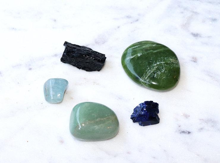 Vektens krystall kit