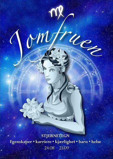 Jomfruen. Bok om stjernetegnets  egenskaper, Karriere, Kjærlighet, barn og helse