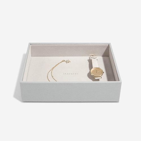 Classic Chunky Jewellery Layer - Grey Pebble
