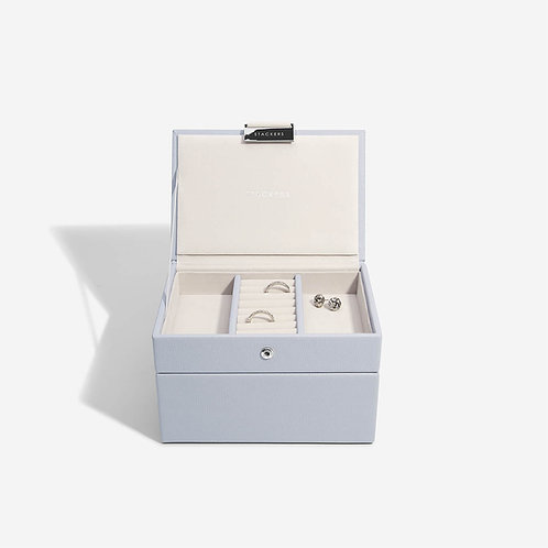 Mini Set of 2 Jewellery Box - Lavender
