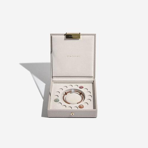 Charm Jewellery Box - Taupe