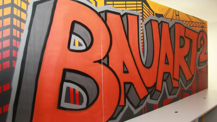 Bauart² Grafitti