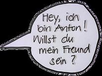 Anton Astronaut Kinderbücher Bühl
