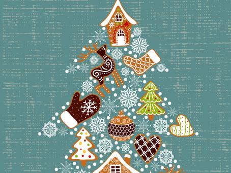 Schöne Weihnachtszeit & Müsliriegel-Rezept (zuckerfrei)