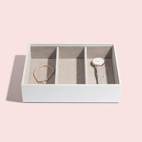 Classic Watch & Accessory Layer - White