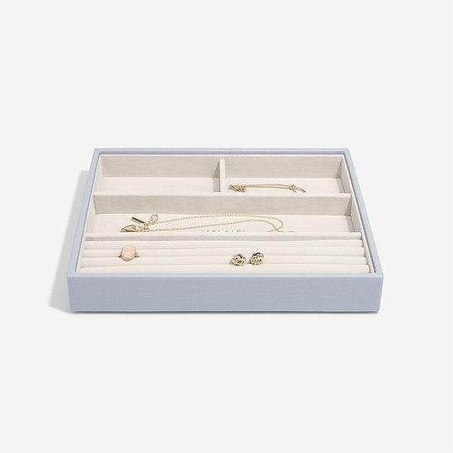 Classic Ring & Bracelet Layer - Lavender