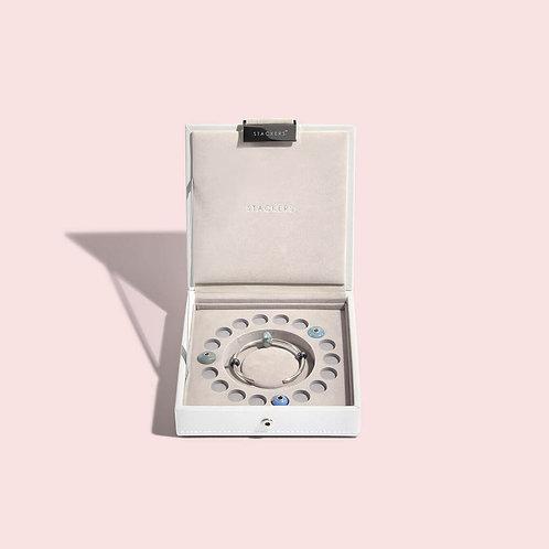 Charm Jewellery Box - White
