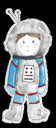 Astronaut Anton