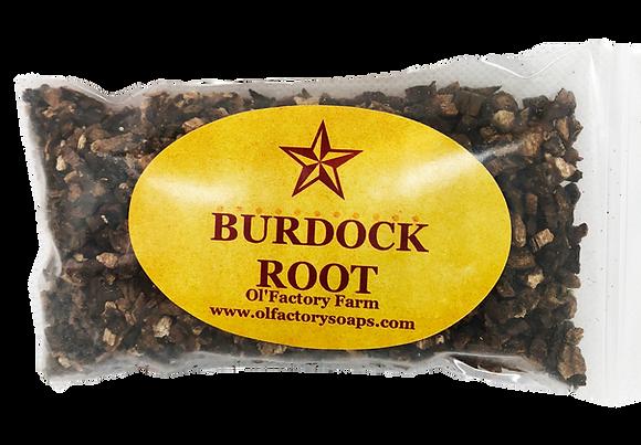 Organic Burdock Root