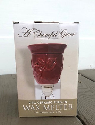 Plug in Wax Melter