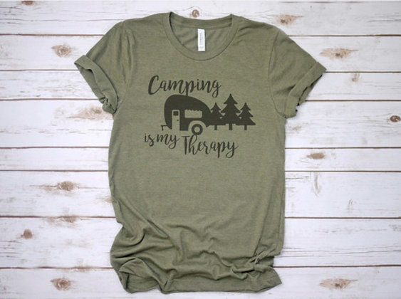 Camping Life Shirt