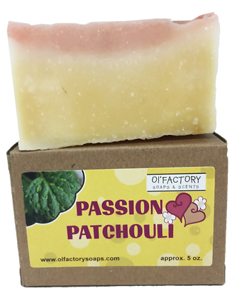 Passion Patchouli