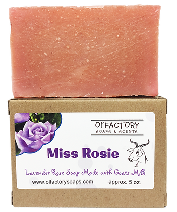 Miss Rosie - Lavender Rose