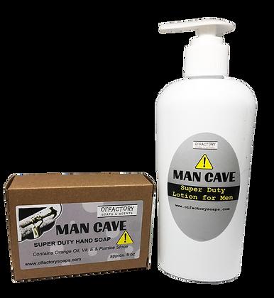 Man Cave Gift Set