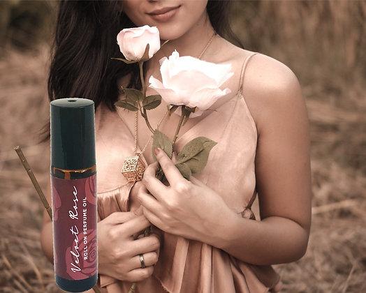 Velvet Rose Perfume Oil