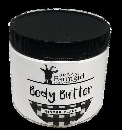 Urban Farmgirl Body Butter