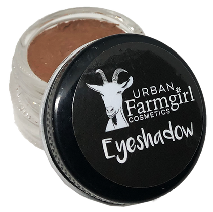 Powdered Eyeshadow - Satin Fawn