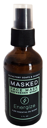 masked spray
