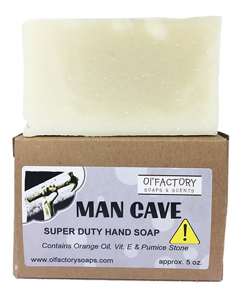 Man Cave Hand Soap