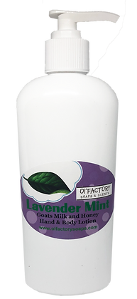 Lavender Mint Lotion