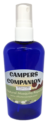 Campers Companion Natural Mosquito Repellent