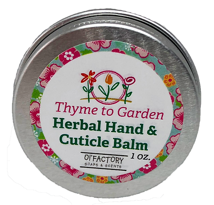 Herbal Hand & Cuticle Balm