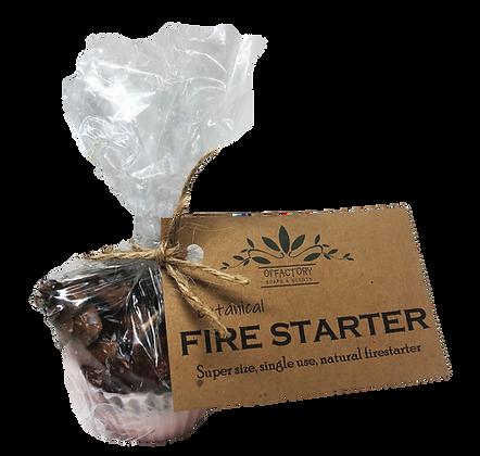 Natural Fire Starter