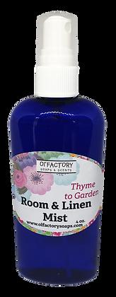 Thyme to Garden Room & Linen Mist