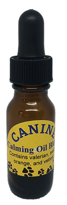 Canine Calming Oil Blend