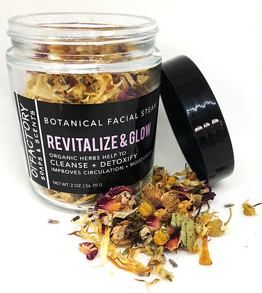 Facial Steam Revitalize & Glow