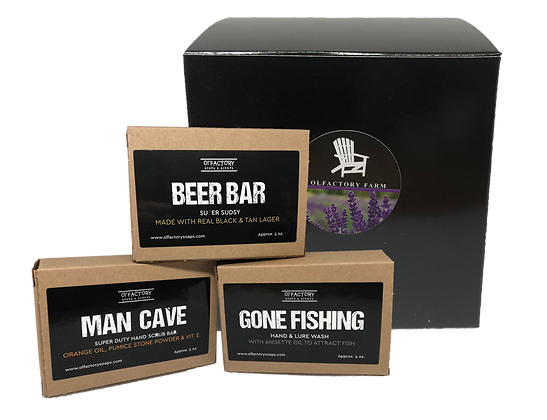 Men's 3 Pack Gift Set