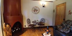 Ponderosa Pine Private Sitting Room