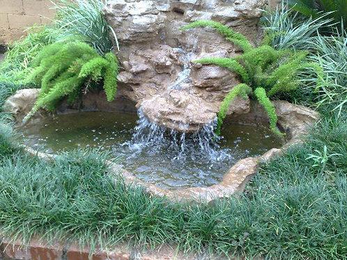 WILD WATER TOP & MISTY POND