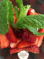 Coupe aux fraises