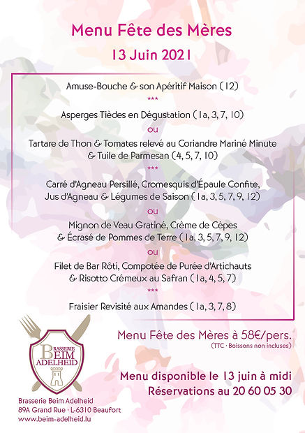 Menu_Fête des Mères_Adelheid_A5_Juin2021