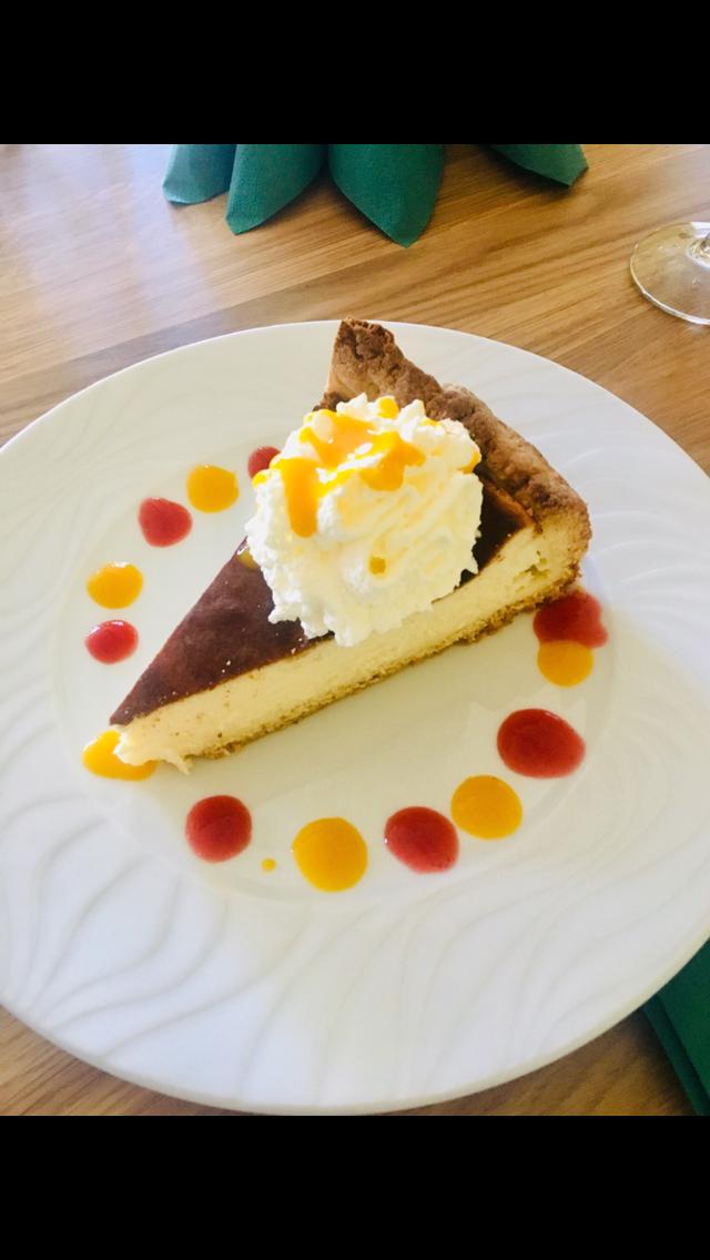 Cheesecake du chef - Laanscht d'Sauer
