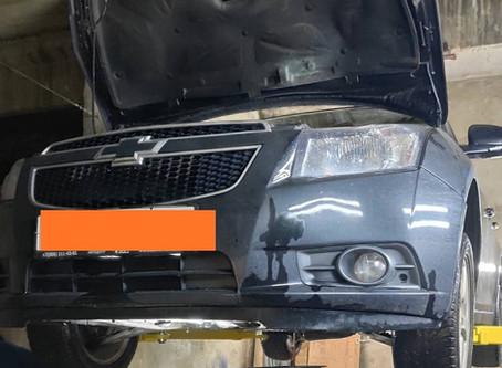 Обслуживание акпп Chevrolet Cruze
