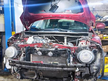 Ремонт вариатора JF015e Nissan Juke в Пензе
