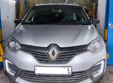 Техническое обслуживание вариатора Renault Kaptur в Пензе