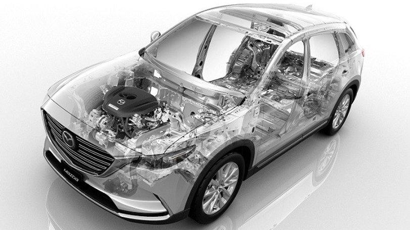 Техническое обслуживание автоматической коробки передач  для Mazda CX-5