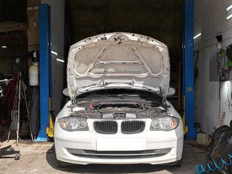Техническое обслуживание АКПП BMW 116 в Пензе