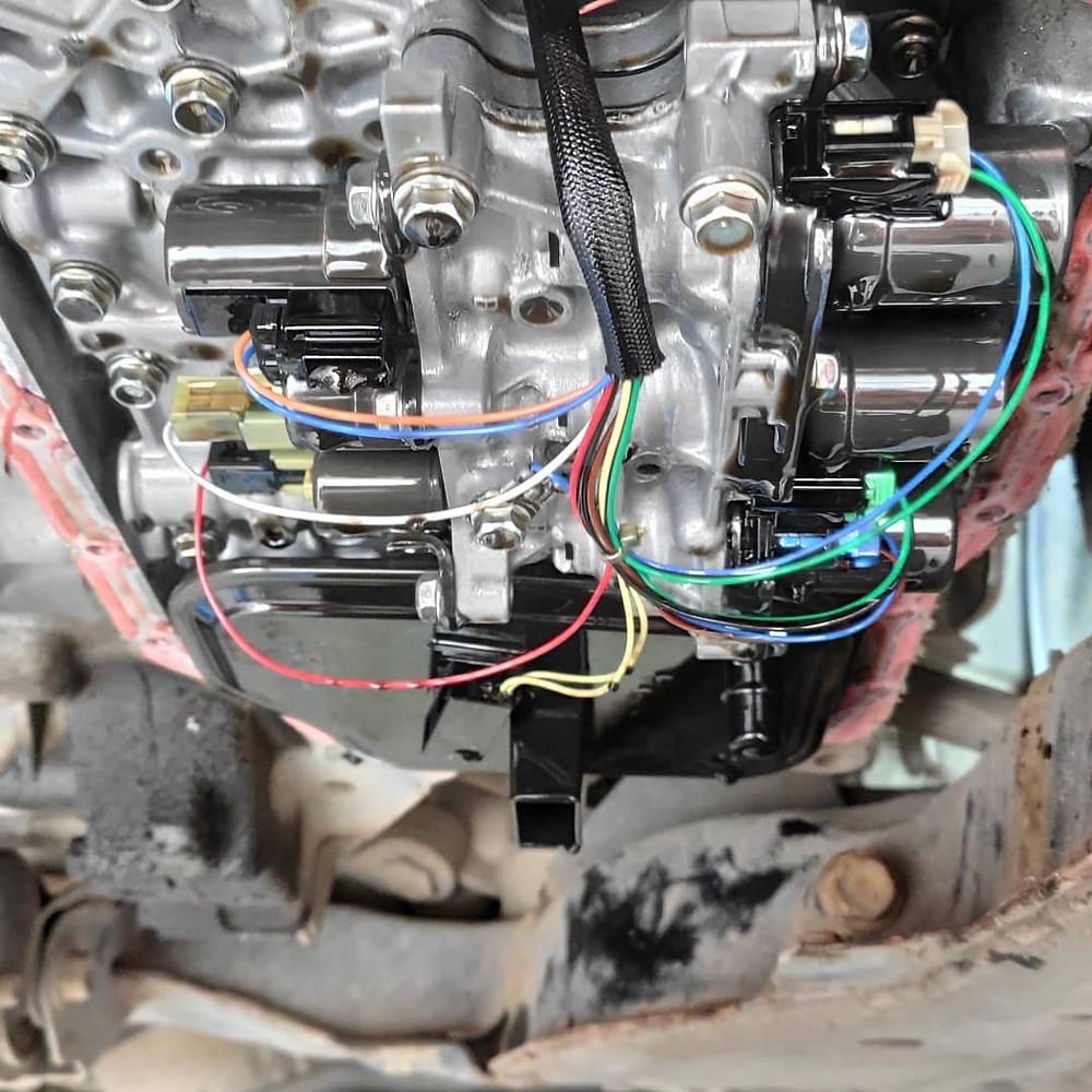 Замена масла акпп Mazda CX-7 Пенза