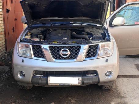 Диагностика АКПП Nissan Pathfinder в Пензе