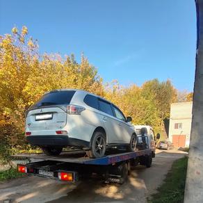 Аварийный режим работы вариатора Mitsubishi Outlander.
