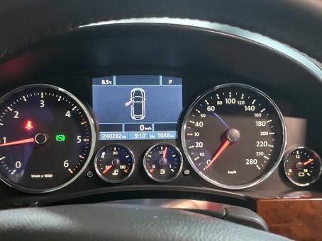 Диагностика акпп Volkswagen Touareg в Пензе