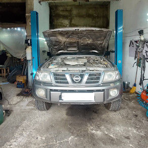 Ремонт АКПП Nissan Patrol Y61 в Пензе