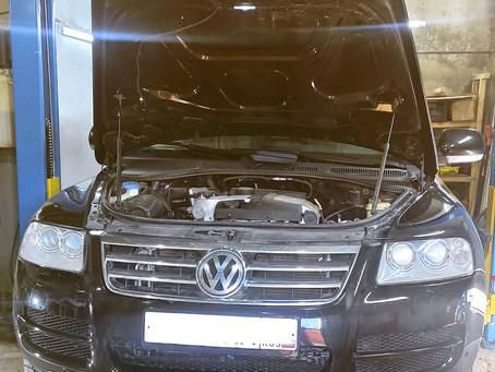 Техническое обслуживание АКПП VW Touareg в Пензе