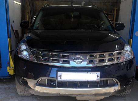 Техническое обслуживание вариатора Nissan Murano в Пензе